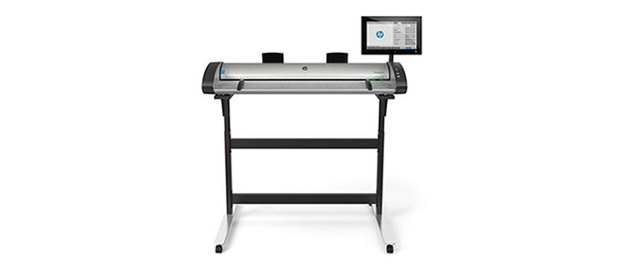 digital-printers – HP scanners: high-production, fast colour scanners with touch screen and sophisticated security features.