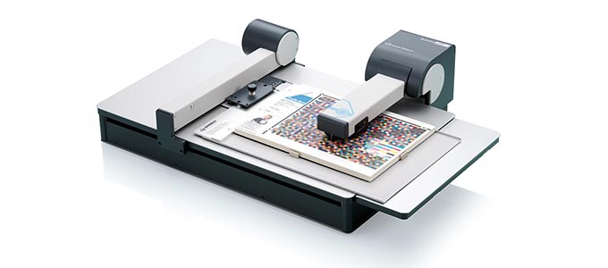 print software – Barbieri: a range of spectrophotometers for colour consistency across different media, printers and inks.