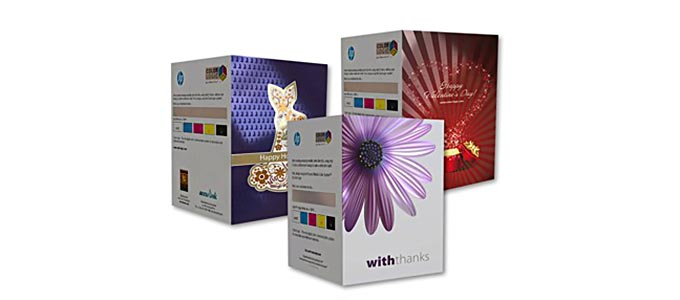 print software – Color Logic: a sophisticated colour communication system for decorative and reflective printing.