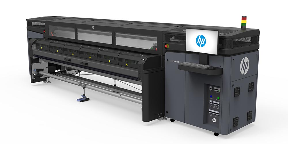 Large-format digital printing   Latex printing   industrial