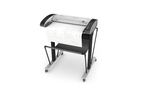 Contex IQ Quattro 2490 scanner