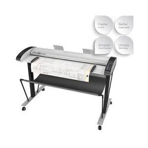 Contex IQ Quattro 4400 44-in series scanner and copier.