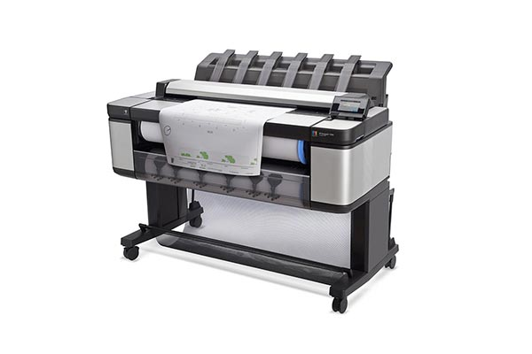 HP DESIGNJET T3500 PRODUCTION MULTIFUNCTION PRINTER SERIES