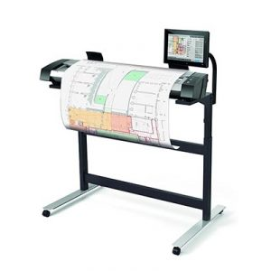 HD Pro 42-in HP scanner.