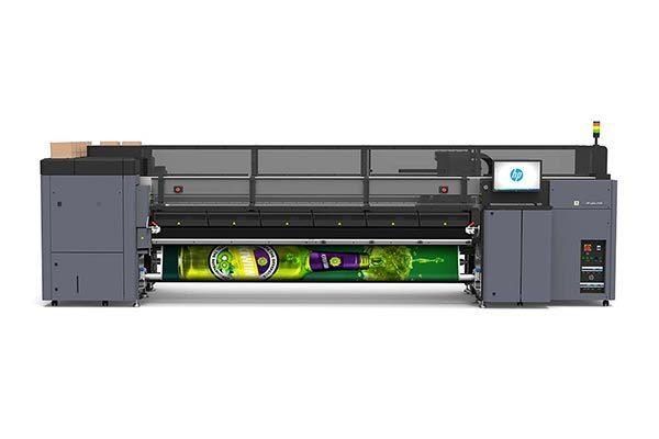 HP Latex 3100 printer.