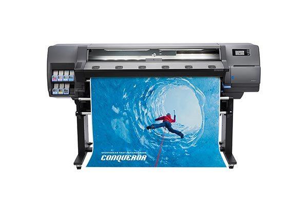 HP Latex 315 printer.