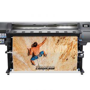 HP Latex 335 printer.