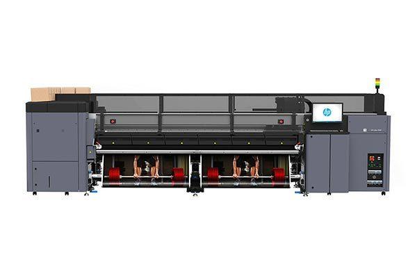 HP Latex 3500 printer.