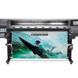 HP Latex 365 printer.