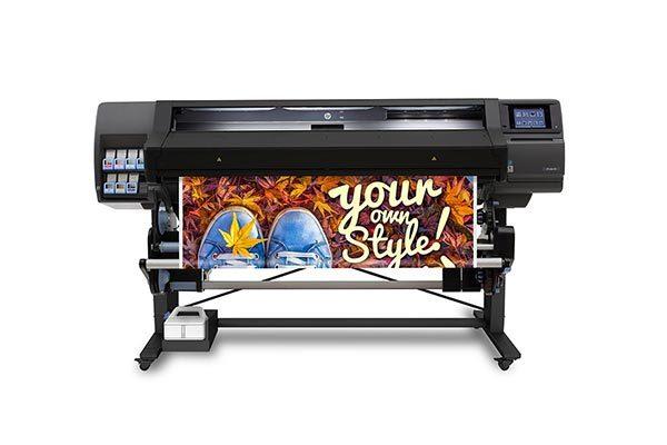 HP Latex 560 printer.