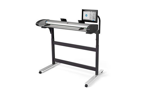 SD Pro 44-in HP scanner.
