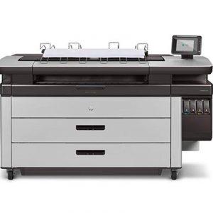 HP PageWide XL 4500 printer series.