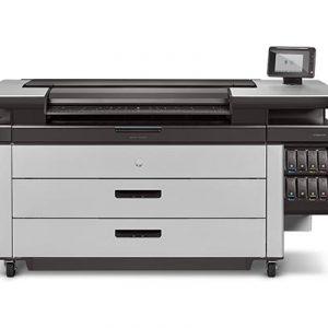 HP PageWide 5000 printer series.