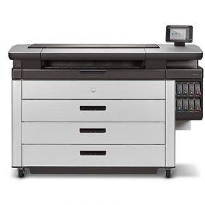 HP PageWide XL 8000 printer.
