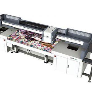 JHF P200 textile printer.