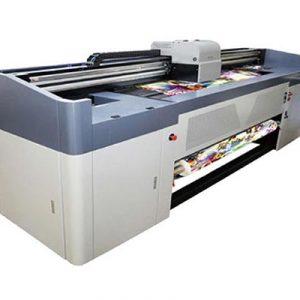 JHF T1800 textile printer.