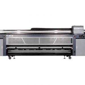 JHF T3700 textile printer.