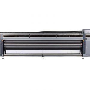 JHF R6000/R3300 UV roll-to-roll printer.