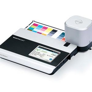Barbieri Spectro Pad spectrophotometer.