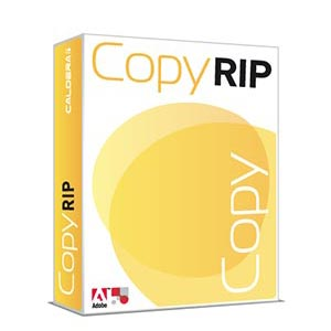 colour management – Caldera CopyRIP software.