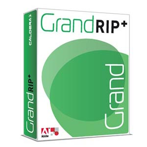colour management – Caldera GrandRIP+ software.