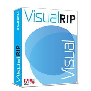colour management – Caldera VisualRIP software.