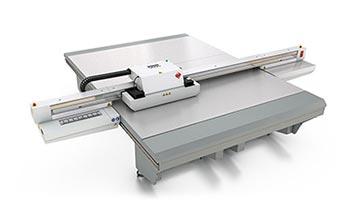 uv flatbed printers –Océ Arizona 480 GT.