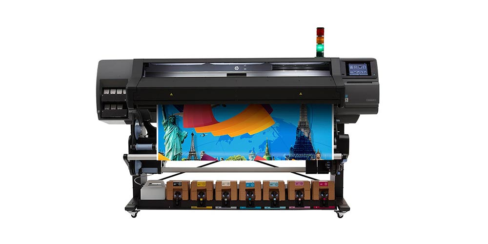 hp latex – HP Latex low-volume printers: deliver a range of high-quality latex indoor and outdoor applications with speeds up to 91 m2/hr (980 ft2/hr).