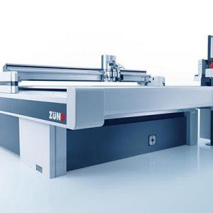 Zünd G3 digital cutter.