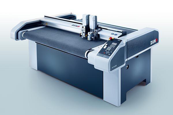 Zünd S3 digital cutter.
