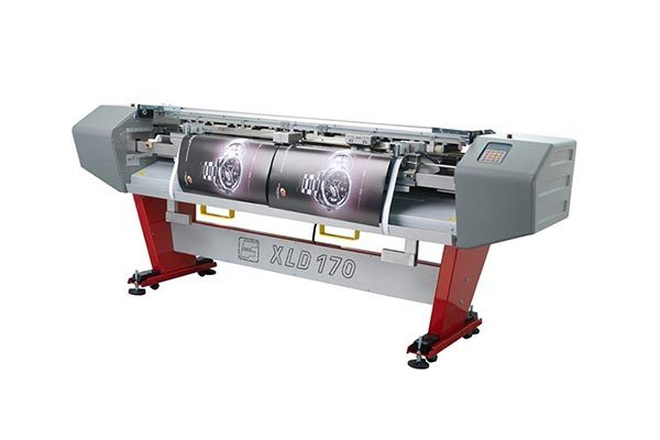 Fotoba XLD 170 digital cutter.