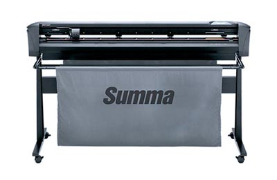 Summa – The SummaCut D Series offers you vinyl cutting that sets the industry standard for performance and value.