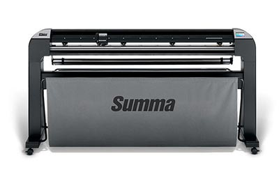 vinyl cutters – The Summa S Class 2 D Series: vinyl and contour cutters for high-volume production.