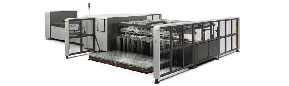 corrugated printing – HP Scitex 15500 corrugated press.