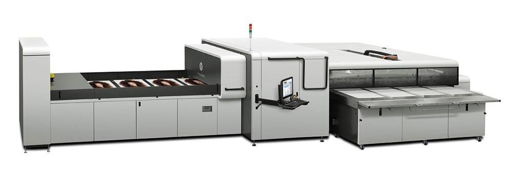 signage printers – HP Scitex 11000 industrial press.