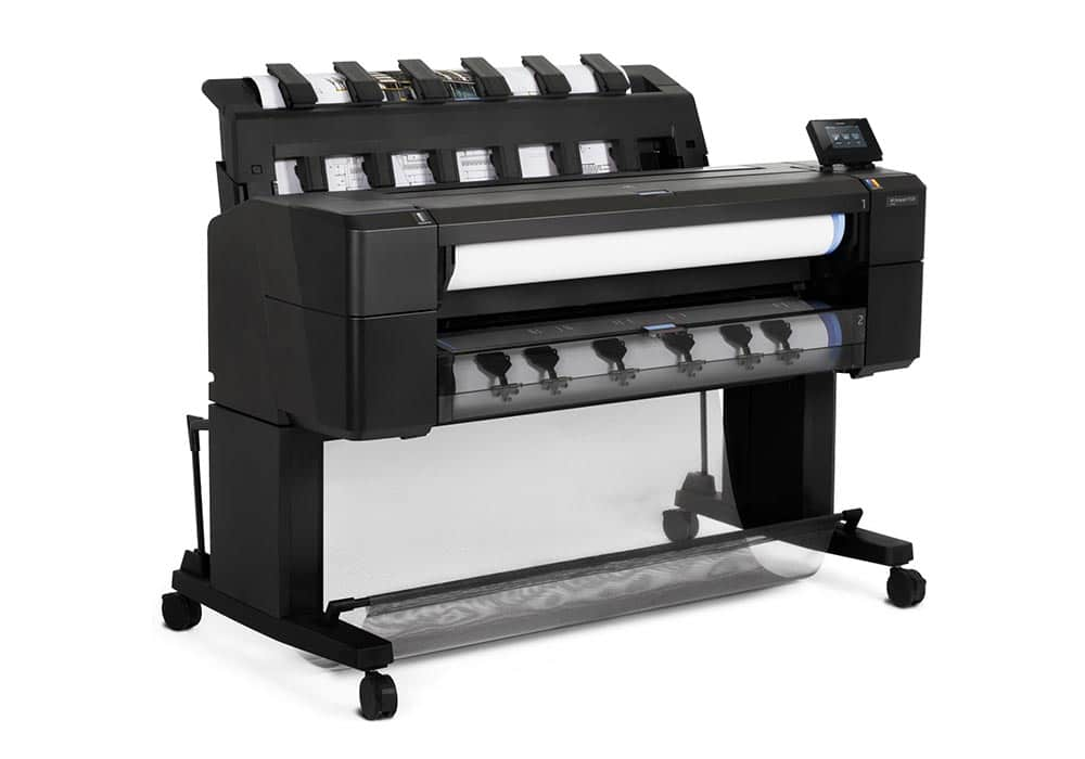 cad – The HP DesignJet T1530 printer series.