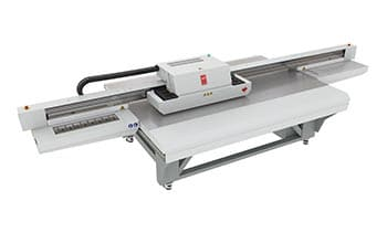 uv flatbed printers – Océ Arizona 2280 XT