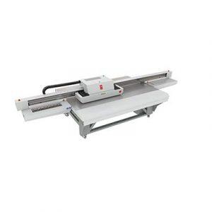 Océ Arizona 2260 GT UV flatbed printer.