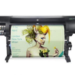 HP DesignJet Z6610 printer.
