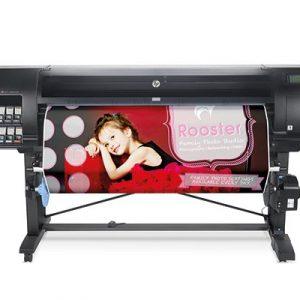 HP DesignJet Z6810 photo production printer series.