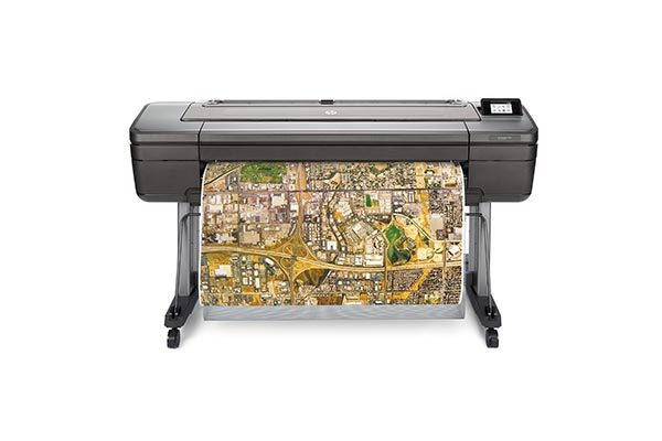 HP DesignJet Z6 44-inch dual-roll PostScript printer.