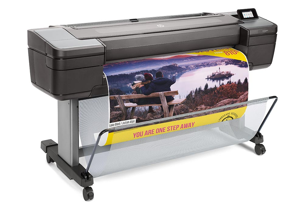 line printers – the HP DesignJet Z6 44-inch PostScript printer.