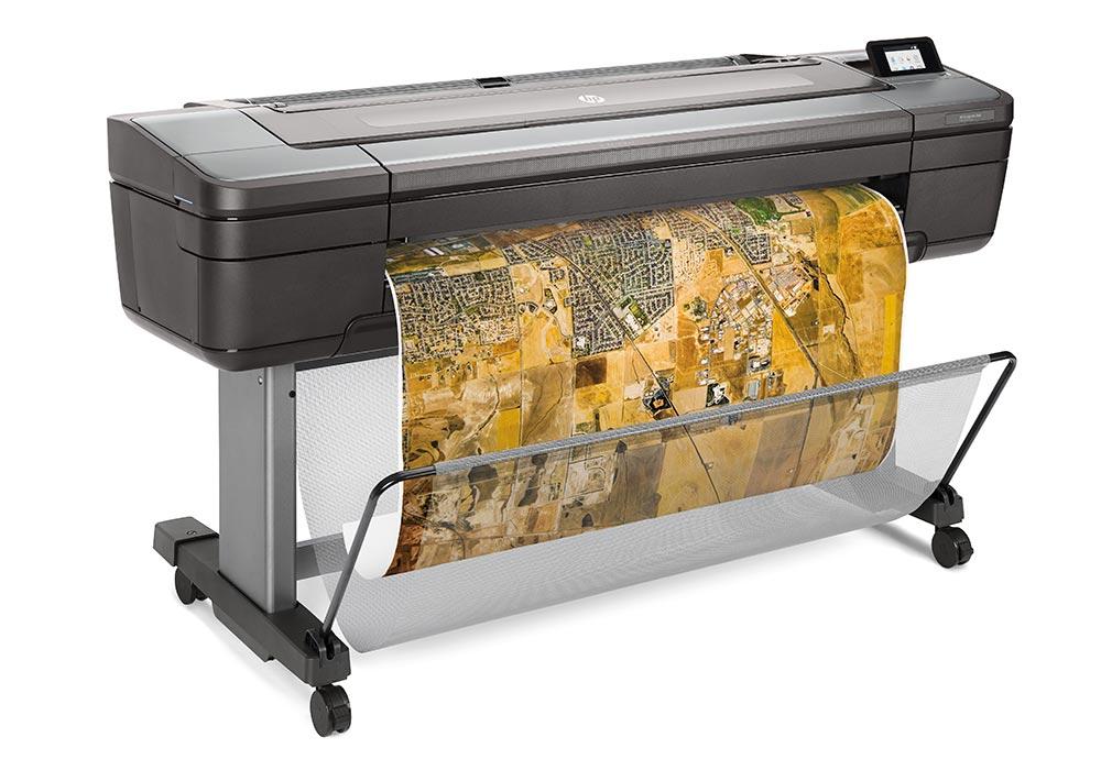 line printers – the HP DesignJet Z6 44-inch DR PostScript.