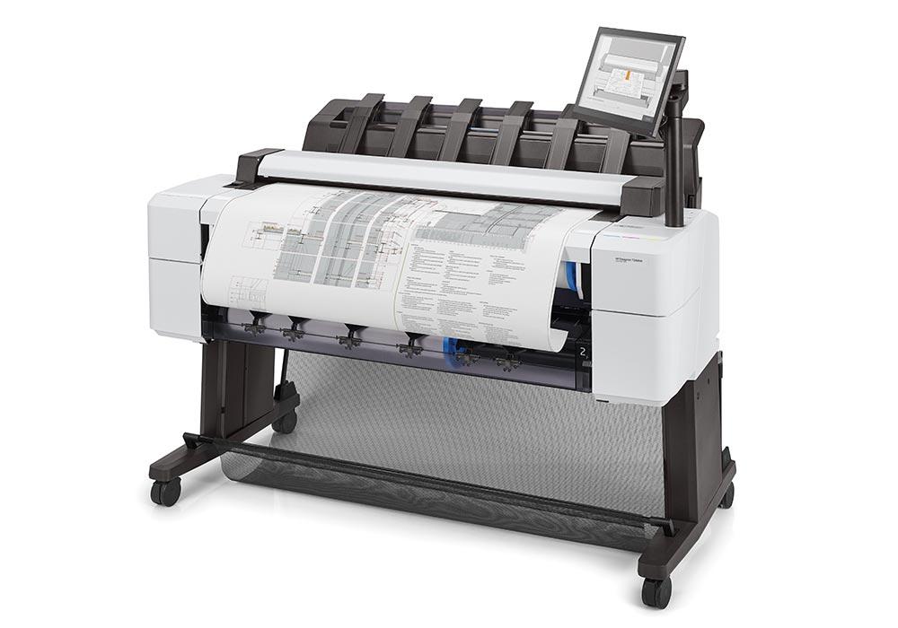 line printers – HP DesignJet T2600 MFP series