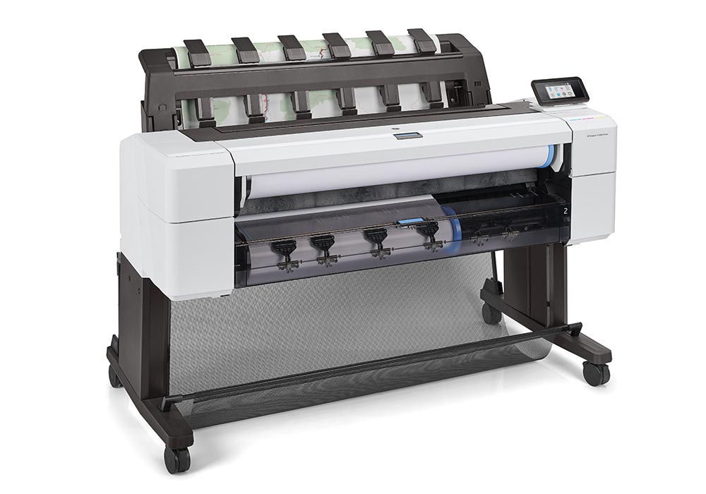 line printers – the HP DesignJet T1600 series.