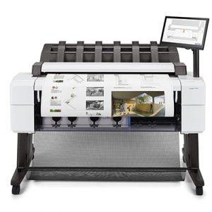 HP DesignJet T2600 multi-function printer series.