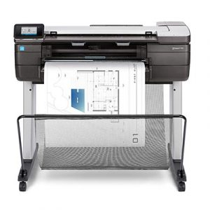 HP DesignJet T830 24-in multi-function printer.