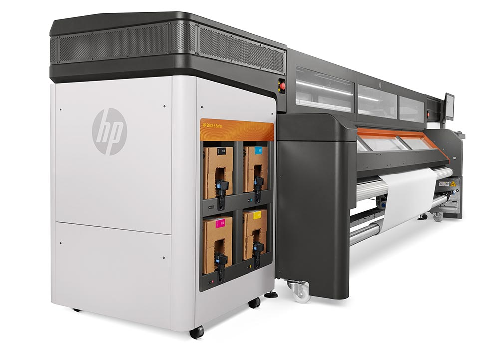 HP Stitch | Dye-sublimation printing | textile printing