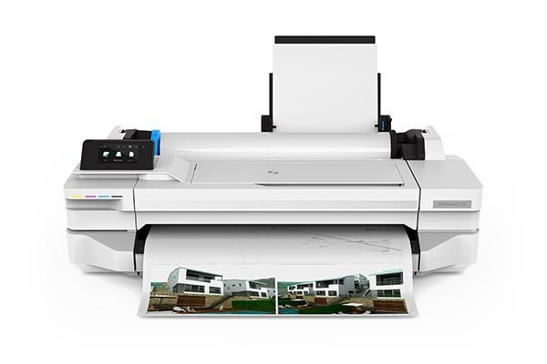 24-in HP DesignJet T130 printer