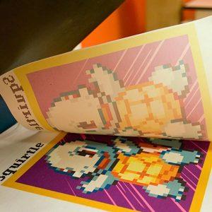 poster paper – Midcomp House Brand premium dye-sub transfer paper.